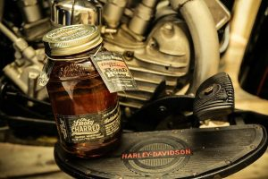 Harley Davidson Road House charred Moonshine